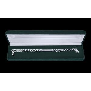 Cylinder Bracelet – Stainless Steel
