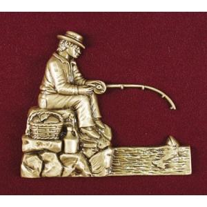 The Fisherman, Urn Applique