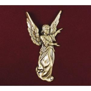 Welcoming Angel, Urn Applique