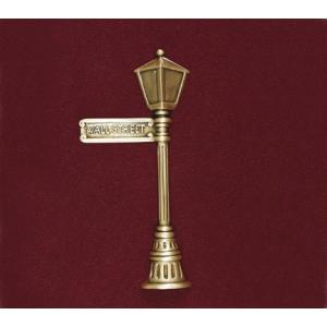 Wall Street Light, Urn Applique
