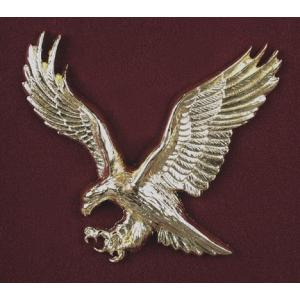 Bronze/Goldtone Eagle, Urn Applique