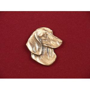 Dachshund Pet Urn Applique