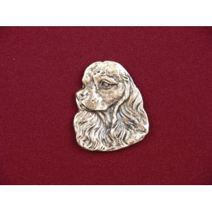 Cocker Spaniel Pet Urn Applique