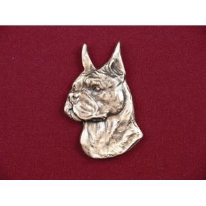 Boston Terrier Pet Urn Applique