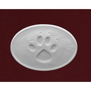 Cat Paw – Marble Pet Urn Applique