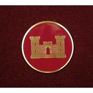USA Engineers, Urn Applique