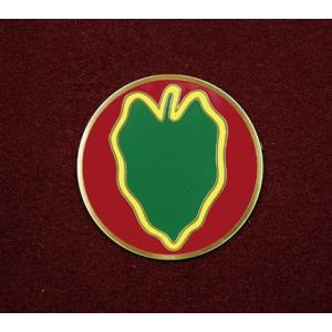 24th Infantry Division, Urn Applique