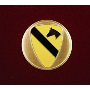 1st Calvary Division, Urn Applique