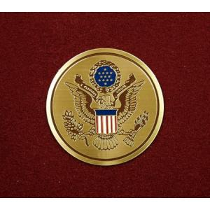 Seal of America, Urn Applique