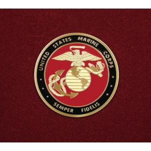 US Marine, Urn Applique