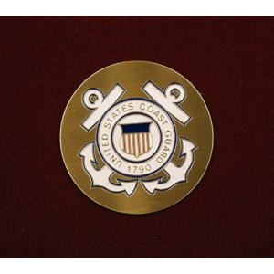 Coast Guard, Urn Applique