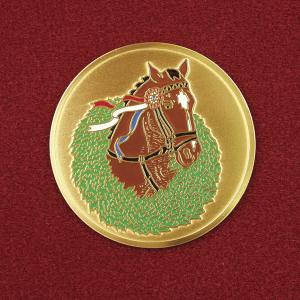 Winning Horse, Urn Applique