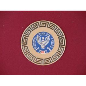 Frat. Order of Eagles/Roman, Urn Applique