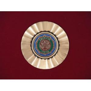 American Legion/Sunburst, Urn Applique